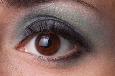 Makeup, eyeshadows