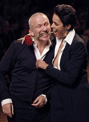 Jean Paul Gaultier, Farida Khelfa