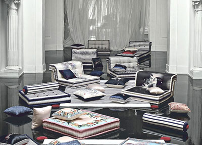 Jean paul gaultier 39 s collection of sexy furniture - Roche bobois jean paul gaultier ...