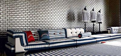 Jean Paul Gaultier new furniture
