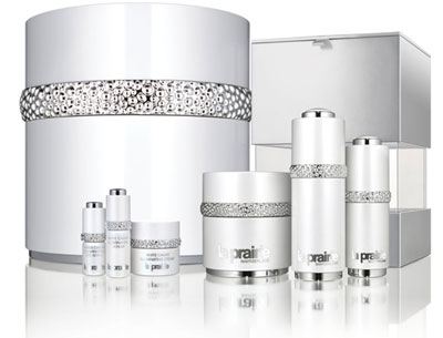 La Prairie skin-care collection Holiday 2010