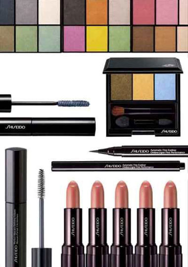 Shiseido Fall 2010 collection