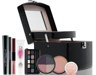 Smashbox makeup collection for Burlesque