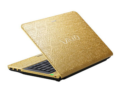 Sony Vaio Signature collection