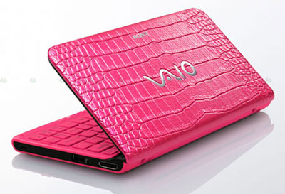 VAIO mini laptops Signature Collection