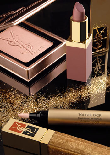 Yves Saint Laurent Metallic Colorama Collection