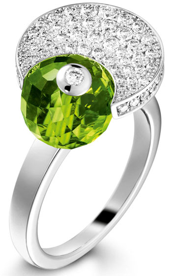 Piaget Limelight Cocktail Rings