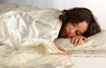 Your Sleep Position Reveals Your Personality