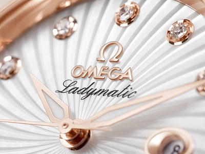 OMEGA Ladymatic Watch