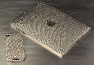 iPad and iPhone 4 Ice Edition