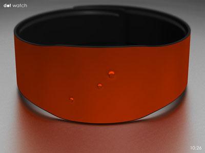 Dot Watch concept