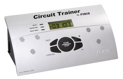 FINIS Cicuit Trainer with audible worout timer
