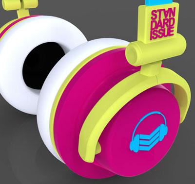Standard Issue Headphones