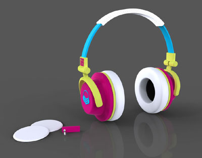 Standard Issue Headphones
