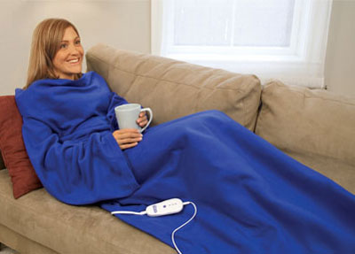 Electric snuggie COZ-E by ION Audio