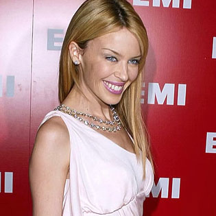 Kylie Minogue Exhausts Herself with Diet