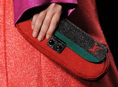 Louis Vuitton accessory collection by Marc Jacobs