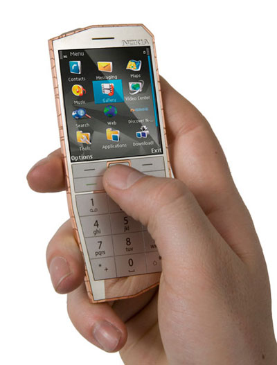 Nokia E-Cu by Patrick Hyland