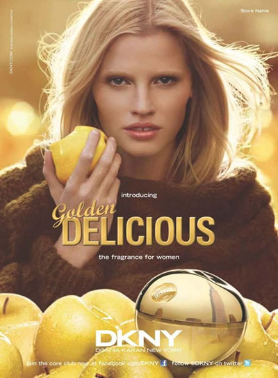 DKNY Golden Delicious fragrance