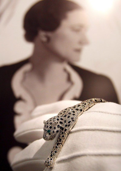 Diamond panther bracelet, Duke and Duchess of Windsor