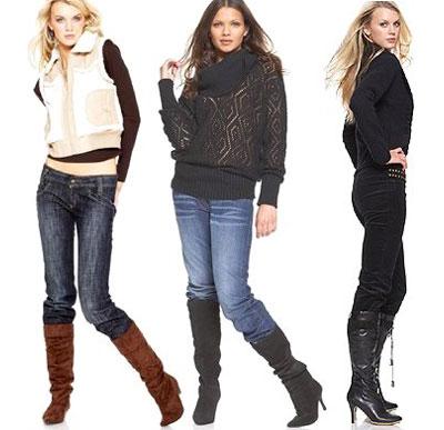 Long legs jeans