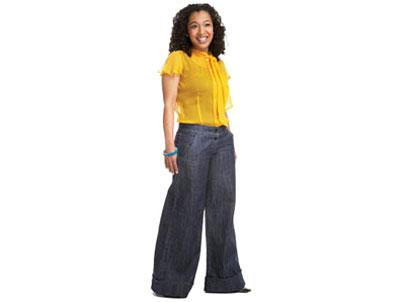 Short legs jeans