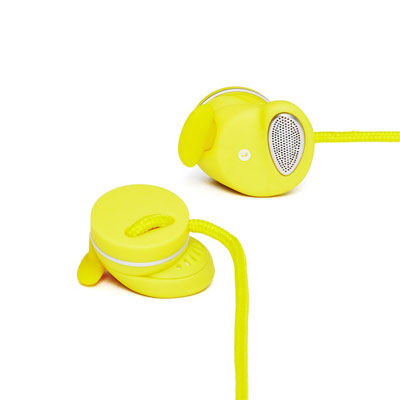 Urbanears Medis headphones, yellow