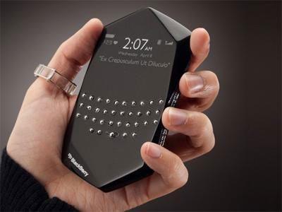 BlackBerry Empathy Smartphone