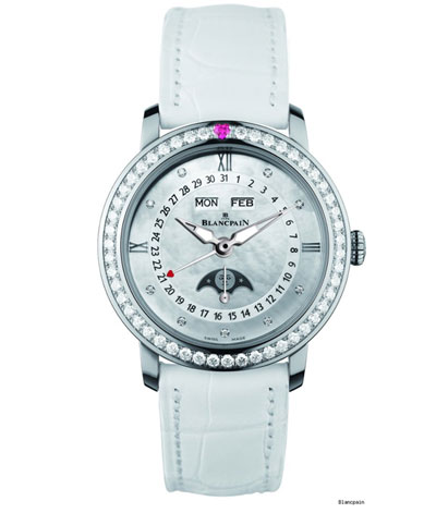 The Saint Valentin 2011 Watch