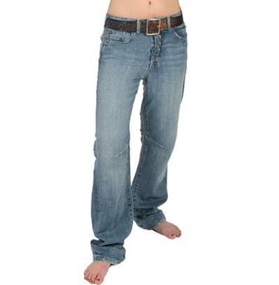 Buggy women jeans