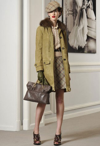 Pre-Fall 2011 Collection from Dior