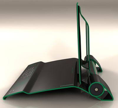Concept Computer InOne by Jakub Záhoř