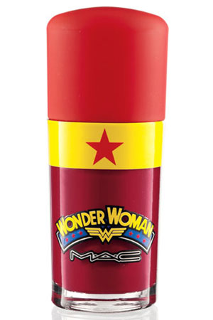 Mac Wonder Woman makeup collection