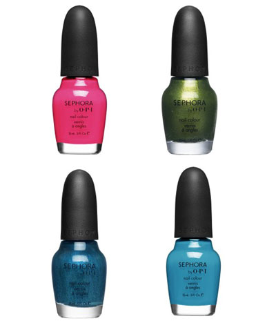 Sephora by OPI Goes Gleek Chic Nail Polish