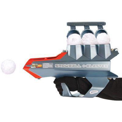 Snowball Blaster for snowballs battles
