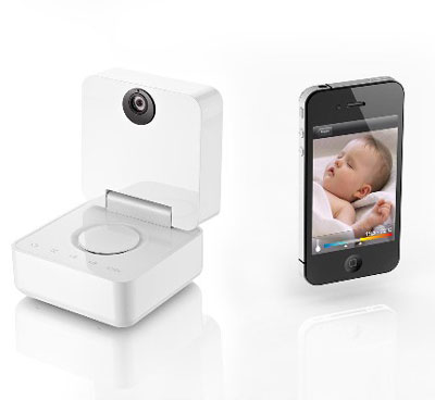 withings baby monitor for iphone gadgets geniusbeauty. Black Bedroom Furniture Sets. Home Design Ideas