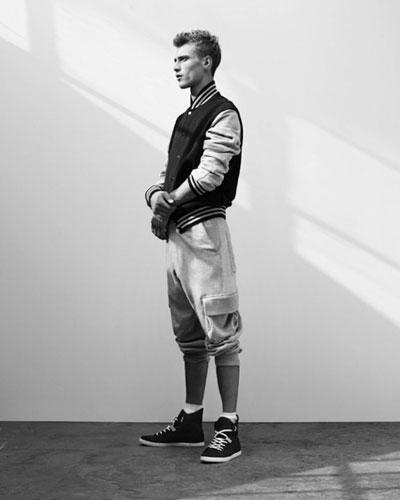 Adidas SLVR SS 2011 men's collection