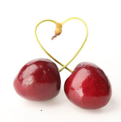 Cherry-heart