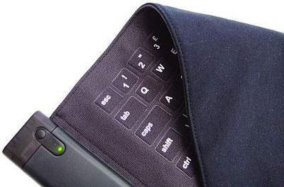 Fabric Wireless Keyboard