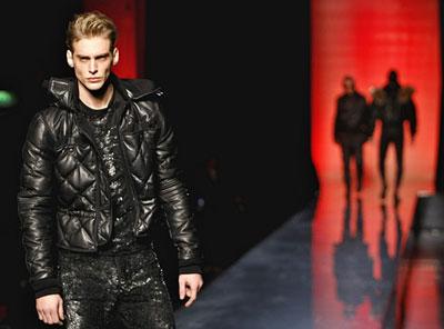 Jean Paul Gaultier Menswear AW 2011