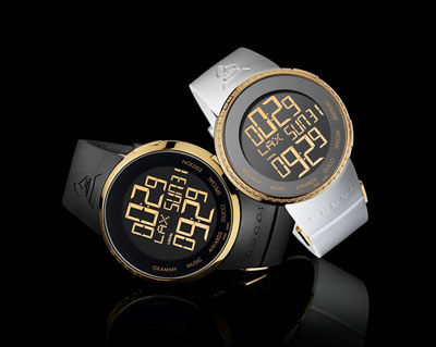 I-Gucci Grammy collection of wristwatches