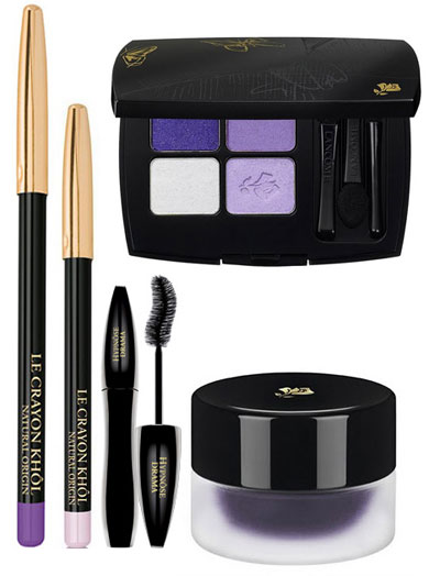 Ultra Lavande Makeup Collection by Aaron De Mey