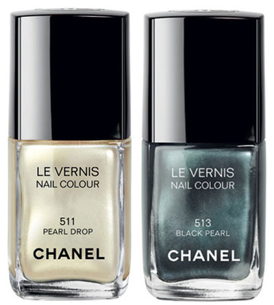 Spring 2011 Les Perles de Chanel collection