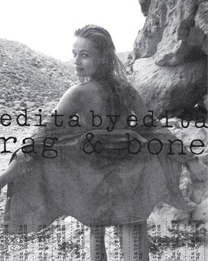 Rag&Bone Spring 2011 ad campaign