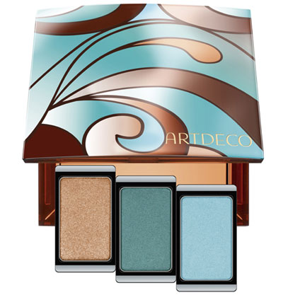Glow Bronzing Collection by ArtDecom eyeshadows
