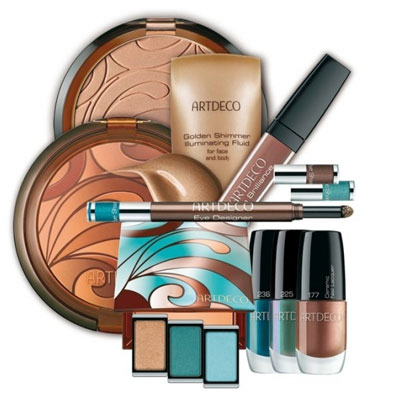 Glow Bronzing Collection by ArtDeco