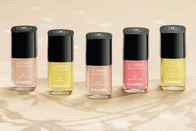 Les Fleurs D'ete de Chanel