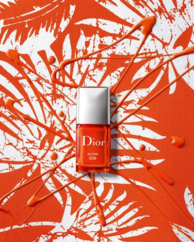 New Nail Polish Aloha Shade from Dior