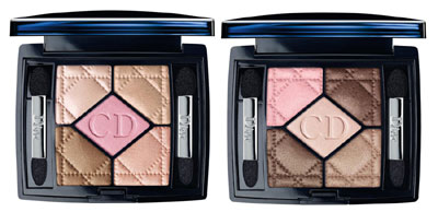 Electric Tropics from Dior, shadows