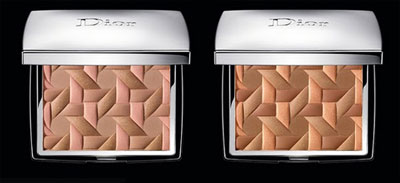 Electric Tropics from Dior, powder
